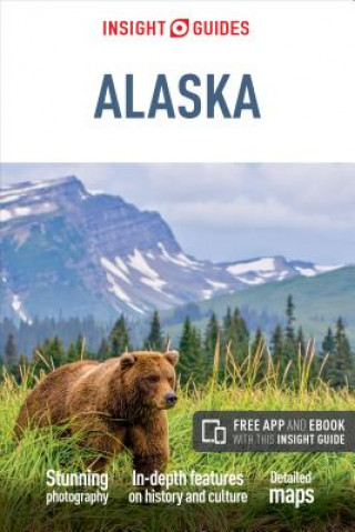 Carte Insight Guides Alaska (Travel Guide with Free eBook) Insight Guides