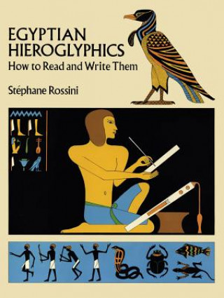 Carte Egyptian Hieroglyphics Stephane Rossini