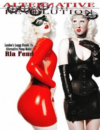Alternative Revolution Magazine: Issue # 18 RIA Fend Cover
