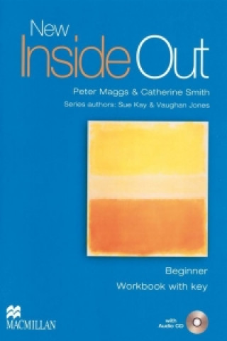 Carte New Inside Out Beginner. Workbook Peter Maggs