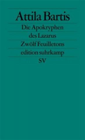 Die Apokryphen des Lazarus