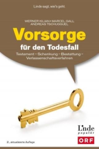 Vorsorge für den Todesfall (Ausgabe Österreich)