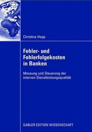 Fehler und Fehlerfolgekosten in Banken