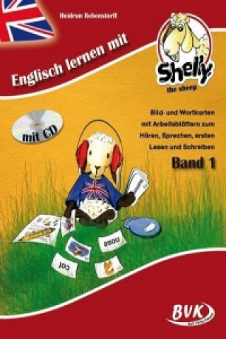 Carte Englisch lernen mit Shelly 1. The sheep 1