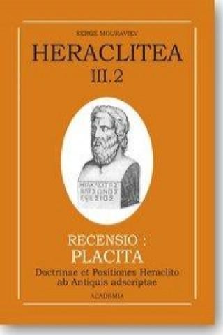 Heraclitea III.2