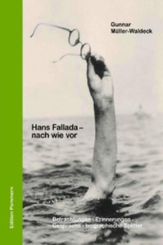 Hans Fallada - nach wie vor