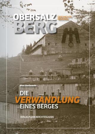 Carte Obersalzberg Max Hartmann