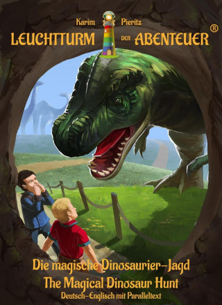 Carte The Magical Dinosaur Hunt (Leuchtturm der Abenteuer) Karim Pieritz