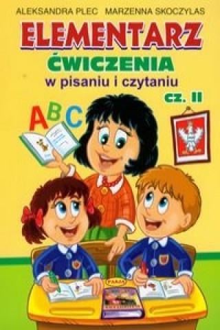Elementarz Cwiczenia w pisaniu i czytaniu Czesc 2