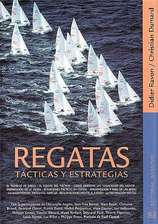 Carte Regatas : tácticas y estrategias Christian Dumard