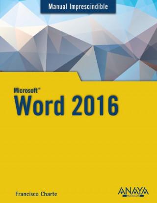 Carte Word 2016 FRANCISCO CHARTRE
