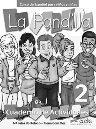 Carte La pandilla 2. Cuaderno de actividades Elena González Hortelano