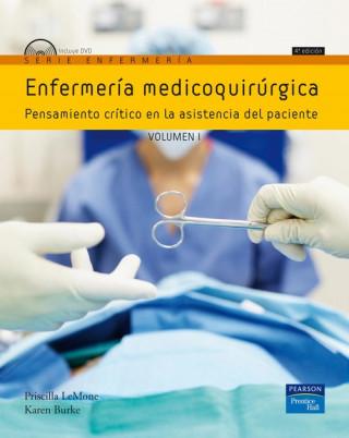 Enfermería medicoquirúrgica. Volumen I