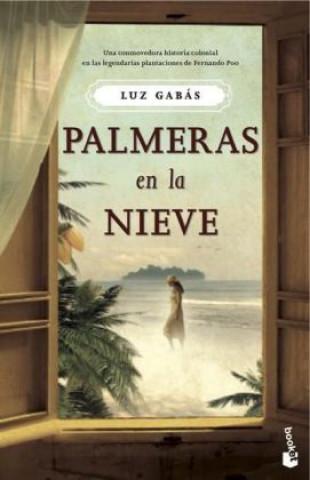 Carte Palmeras en la nieve Luz Gabás