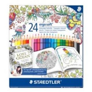 Staedtler - Farbstift ergosoft 24er-Etui