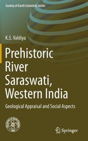 Prehistoric River Saraswati, Western India