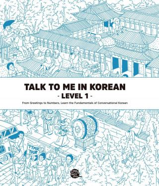 Carte Talk To Me In Korean Level 1 (downloadable Audio Files Included) Talktomeinkorean