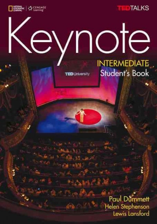 Keynote Intermediate with DVD-ROM