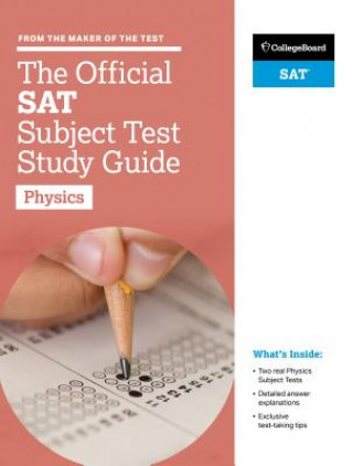 Official SAT Subject Test in Physics Study Guide