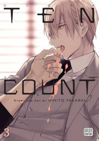 Carte Ten Count, Vol. 3 Rihito Takarai