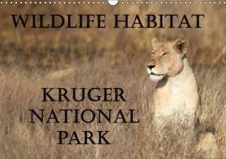 Wildlife Habitat Kruger National Park (Wall Calendar 2017 DIN A3 Landscape)