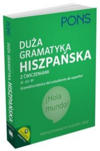 Duza gramatyka hiszpanska z cwiczeniami