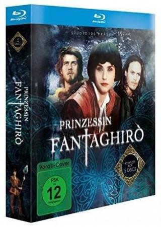 Prinzessin Fantaghiro, 5 Blu-ray