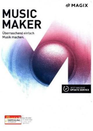 MAGIX Music Maker 2017, 1 DVD-ROM