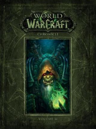 Carte World Of Warcraft Chronicle Volume 2 Blizzard Entertainment