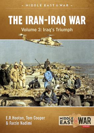 Carte Iran-Iraq War - Volume 4 Tom Cooper