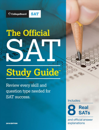 The Official SAT Study Guide (Suite of Assessment)