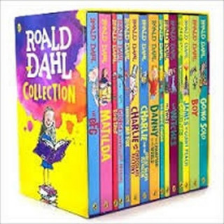 Roald Dahl Collection 2016