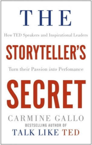 Carte Storyteller's Secret Carmine Gallo