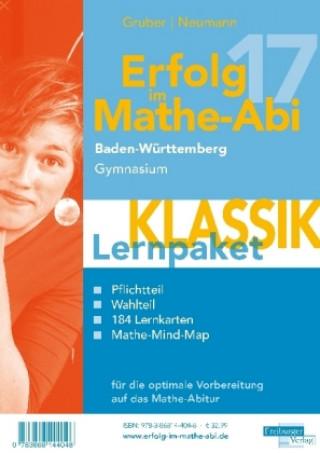 Erfolg im Mathe-Abi 2017 Lernpaket Klassik Baden-Württemberg Gymnasium