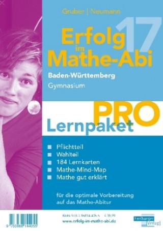 Erfolg im Mathe-Abi 2017 Lernpaket Pro Baden-Württemberg Gymnasium