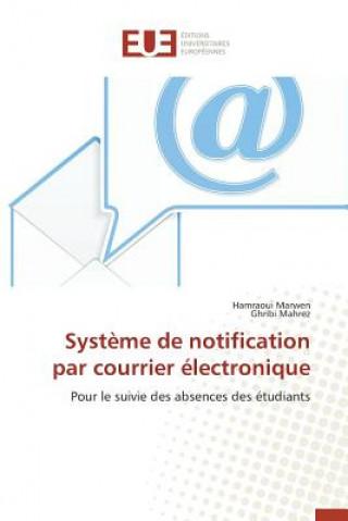 Carte Syst�me de Notification Par Courrier �lectronique Marwen Hamraoui