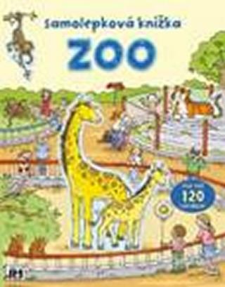 Samolepková knížka ZOO