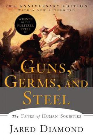 Carte Guns, Germs, and Steel Jared Diamond