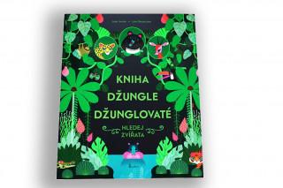 Kniha džungle džunglovaté
