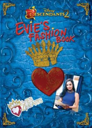 DESCENDANTS 2: EVIE'S FASHION BOOK