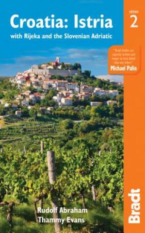 Carte Croatia: Istria Rudolf Abraham