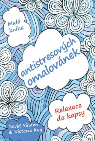 Malá kniha antistresových omalovánek