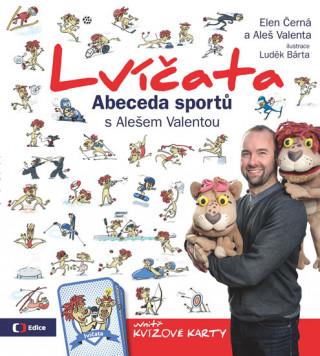 Lvíčata Abeceda sportů s Alešem Valentou