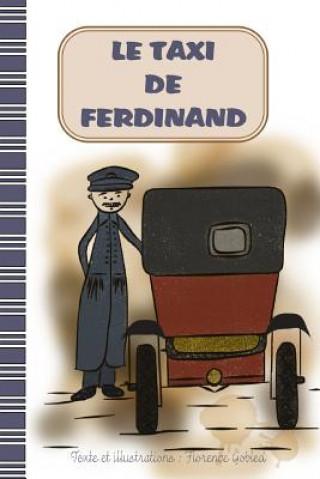 Carte le taxi de ferdinand Florence Gobled