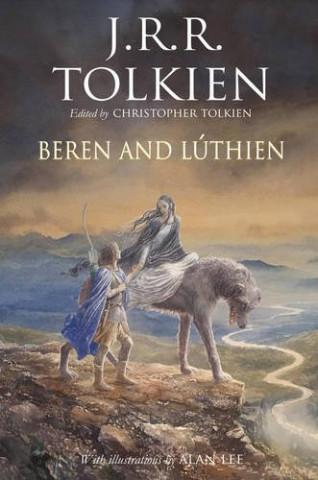 Carte Beren and Luthien John Ronald Reuel Tolkien