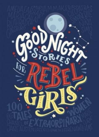 Carte Good Night Stories for Rebel Girls CAVALLO   ELENA FAV