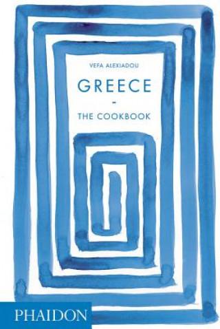 Carte Greece: The Cookbook Vefa Alexiadou
