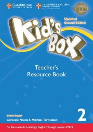 Carte Kid's Box Level 2 Teacher's Resource Book with Online Audio British English Caroline Nixon