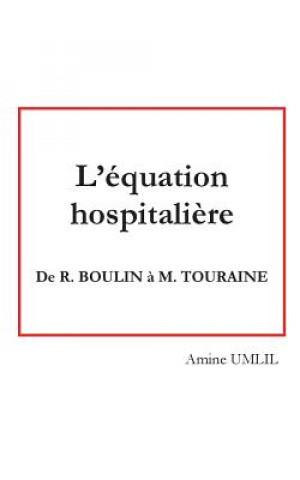 Carte L'equation hospitaliere AMINE UMLIL