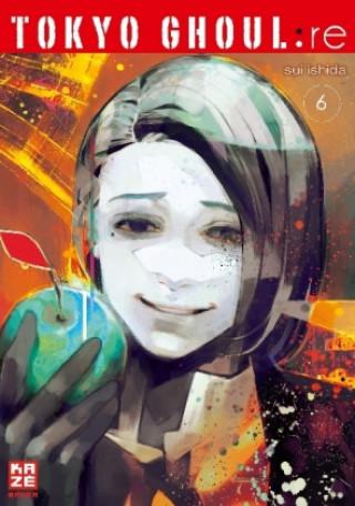 Carte Tokyo Ghoul:re. Bd.6 Sui Ishida